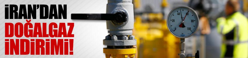 İran'dan Türkiye'ye 'doğalgaz indirimi'