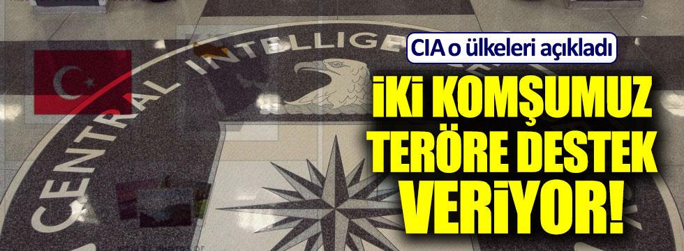 İki komşu ülkenin terör bağlantıları CIA belgelerinde