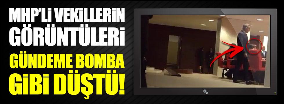 Arzu Erdem, MHP'li vekillerin pullarını böyle toplamış