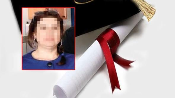 Sahte diplomayla müdür yardımcısı bile oldu!