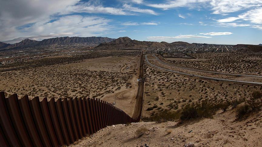 Meksika'dan 'duvar' resti