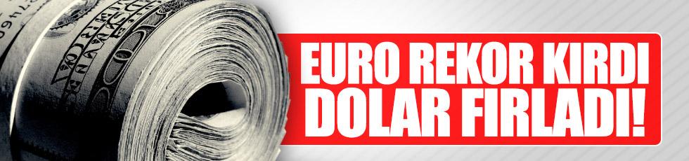 Dolar ve euro güne hızlı başladı