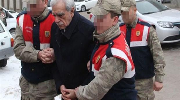 Adli Tıp'dan Ahmet Türk raporu