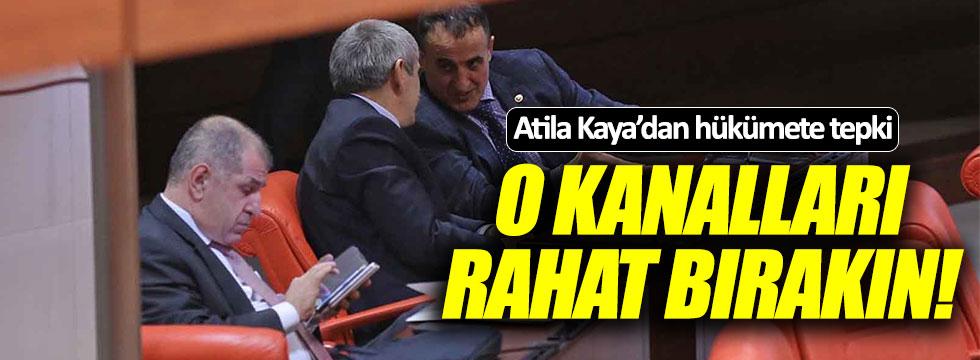 Atila Kaya'dan hükümete 'Caferi' çağrısı