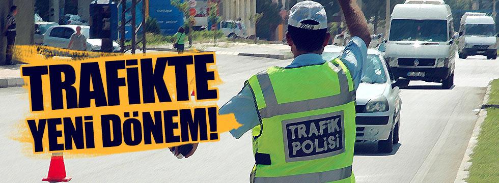 Trafikte 'sivil denetim'
