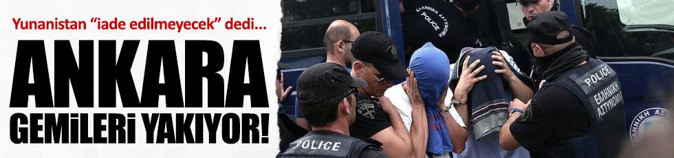 Çavuşoğlu'ndan flaş Yunanistan açıklaması