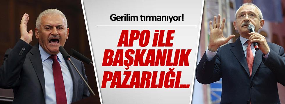 Kılıçdaroğlu: Apo ile başkanlık pazarlığını kimler yaptı?