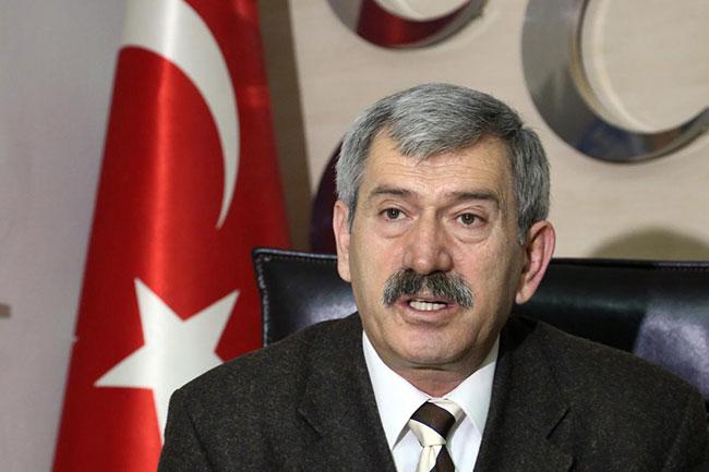 Şefkat Çetin'den CHP açıklaması