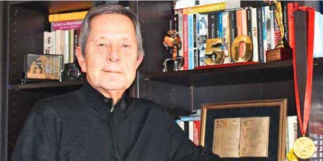 Usta kalem Türker hayatını kaybetti