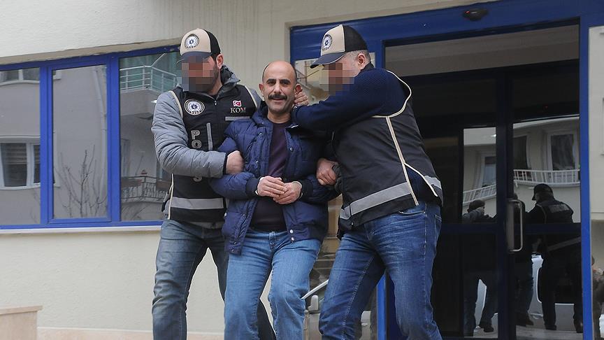 O hakim tutuklandı!