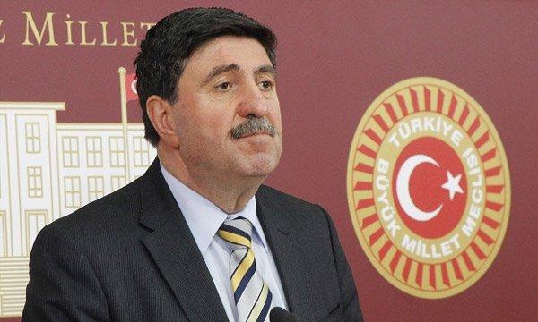 HDP'li Altan Tan gözaltına alındı