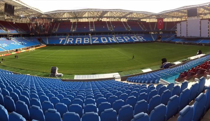 Trabzonspor'un yeni stadının ismi belli oldu!