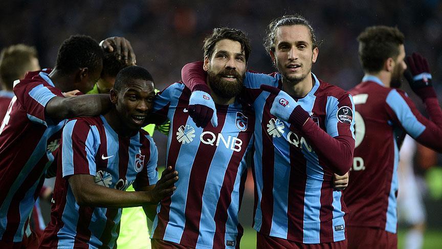 Trabzonspor, Gaziantepspor 4-0 / Maç Özeti