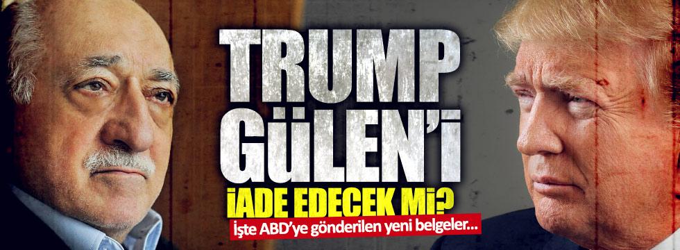 Gülen'in iadesi için Trump'a yeni belgeler