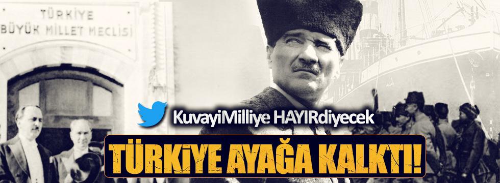 Türk milleti 'Başkanlık sistemi' için ayağa kalktı!