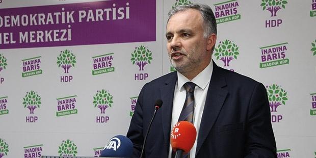 HDP'li Bilgen tutuklandı