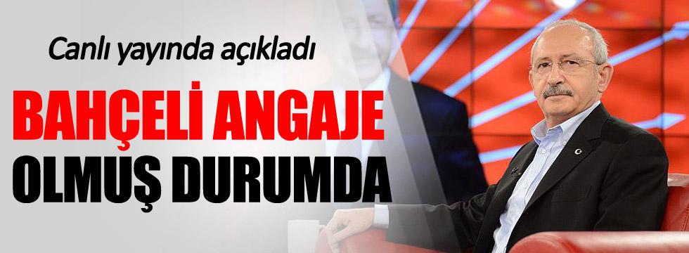 Kılıçdaroğlu'ndan canlı yayında önemli açıklamalar