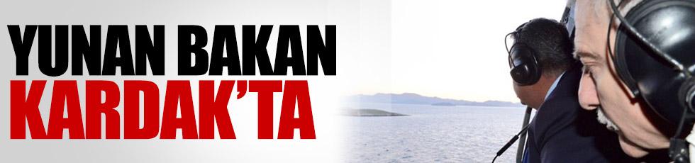 Yunanistan'dan 'Kardak' hamlesi