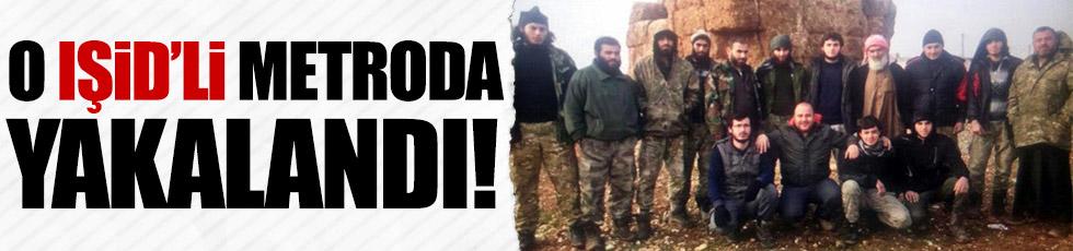 IŞİD'li, Kartal metrosunda yakalandı