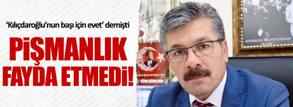 """""""Kılıçdaroğlu'nun oğlunun başı için evet"""" diyen müdür açığa alındı"""