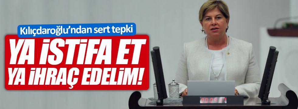 Telefoncu Türkmen'in istifası istendi