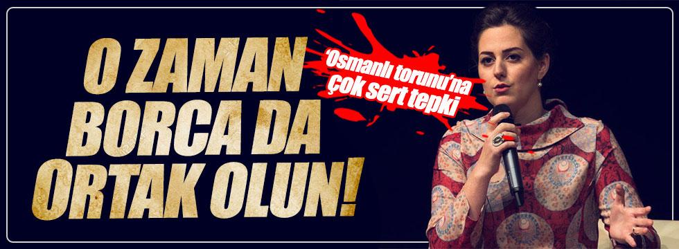 Nihan Osmanoğlu'na vatandaşlardan çok sert tepki