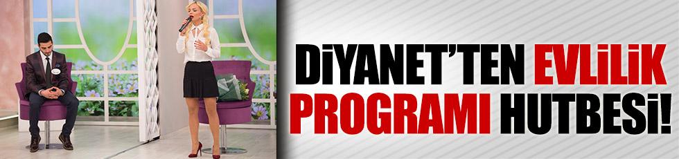 Diyanet'ten 'evlilik programı' fetvası