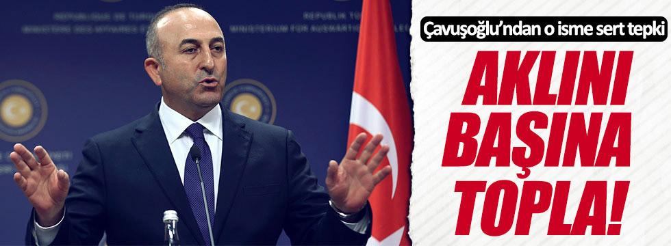Çavuşoğlu'ndan Yunan Bakan'a tepki