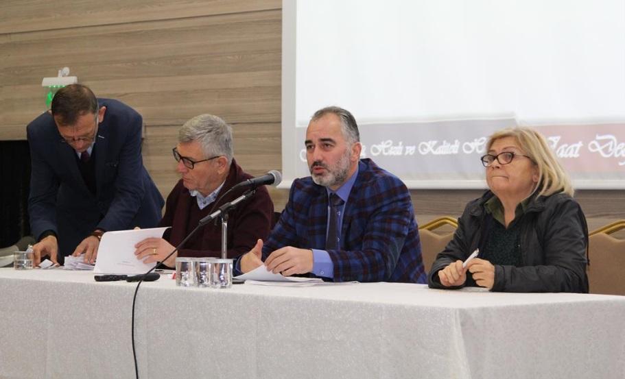 Ümit Kocasakal'a 'terör destekçisi' dedi