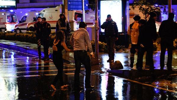 Reina saldırganı teröristin eşine tutuklama talebi