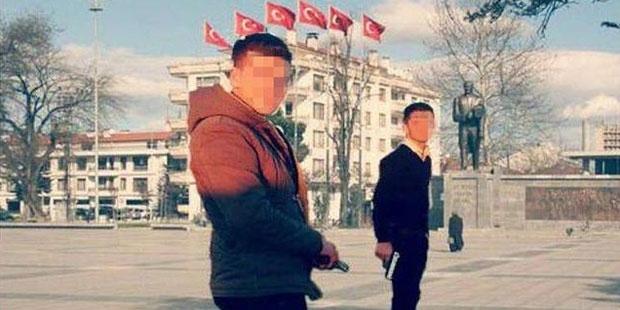 'Hayır'cıları silahla tehdit edenler serbest bırakıldı