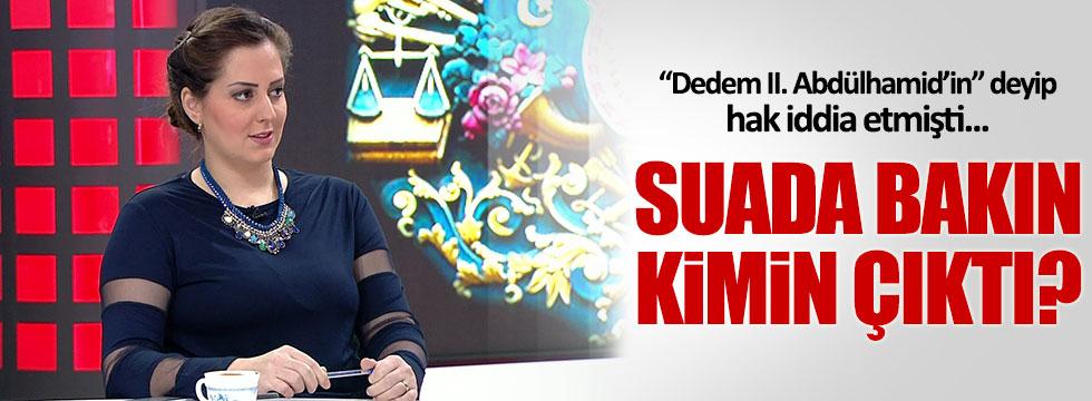 Nihal Osmanoğlu'na kötü haber: Suada dedesinin değilmiş