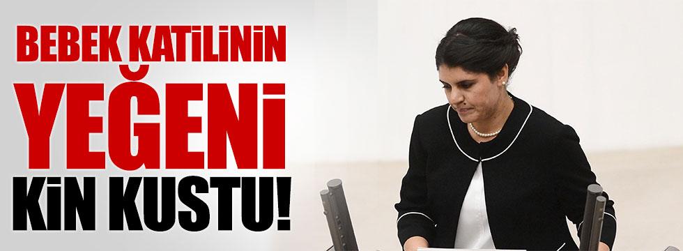 Dilek Öcalan kin kustu