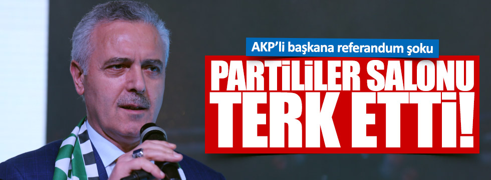 Ataş'tan AKP'lilere tepki!