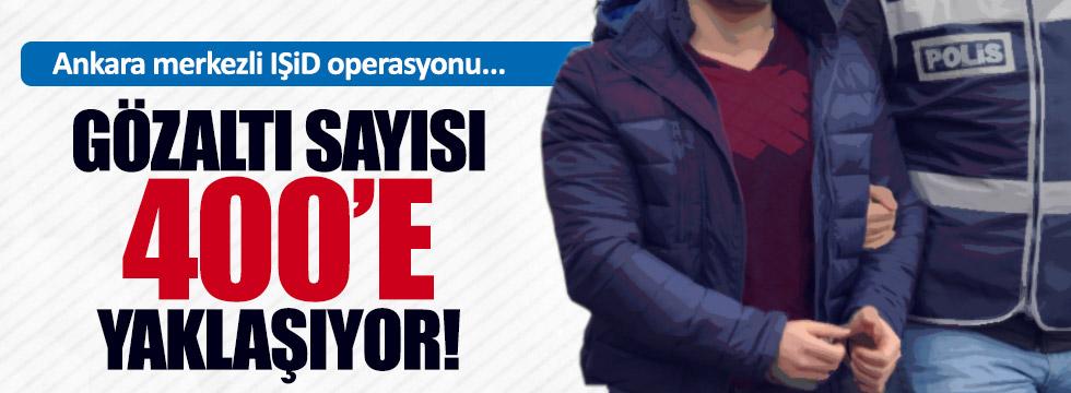 Ankara merkezli IŞİD operasyonu