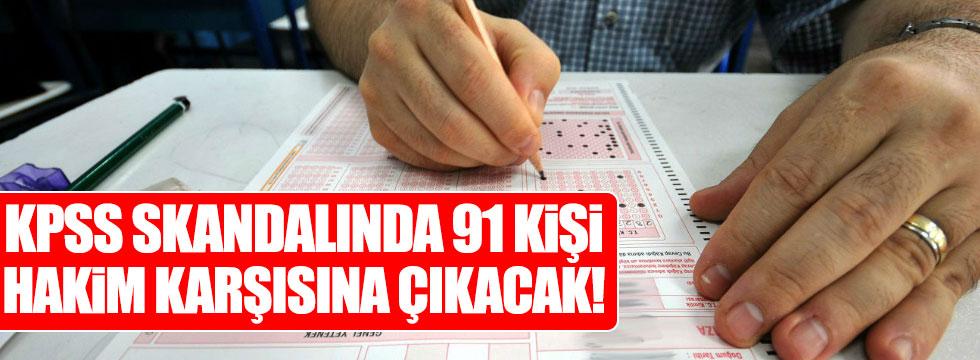 KPPS Skandalında 91 kişi hakim karşısına çıkacak!