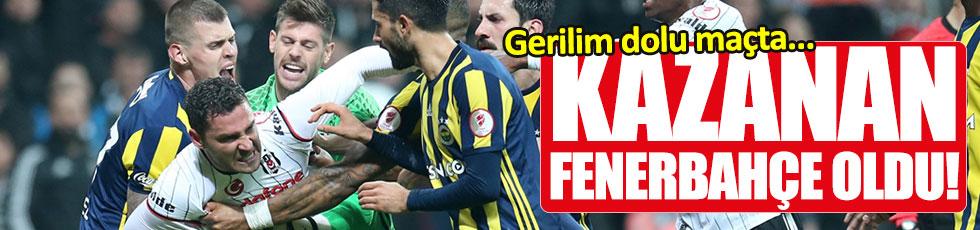 Beşiktaş 0-1 Fenerbahçe / Maç Özeti