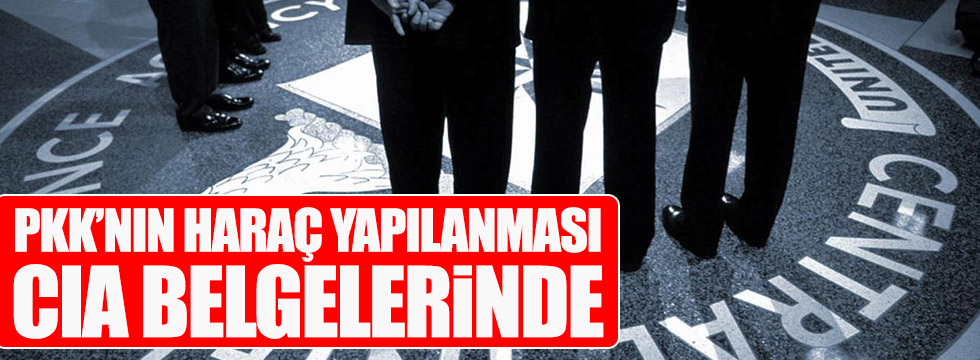 PKK'nın haraç kaynakları CIA belgelerinde!