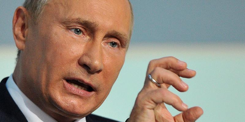 Putin'den hava kuvvetlerine talimat!