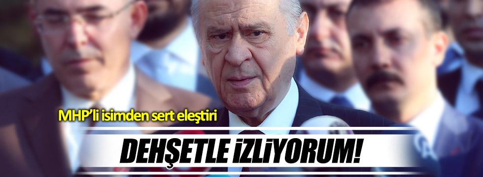 MHP eski İl Başkanı Vural: Türk milliyetçileri bu gidişe karşı çıksın
