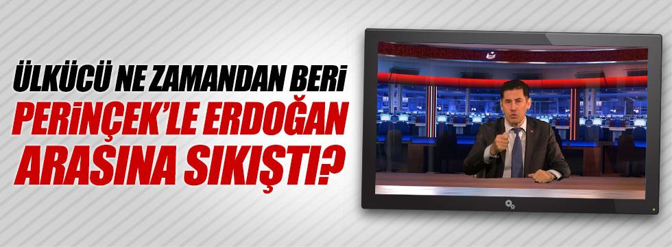 Oğan: Ülkücü ne zamandan beri Perinçek'le Erdoğan arasına sıkıştı?
