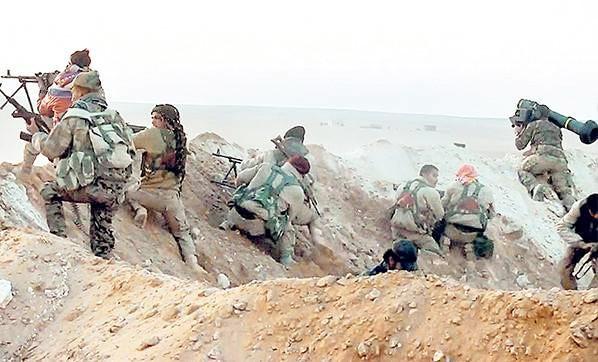 ABD'den, YPG'ye anti tank füzesi