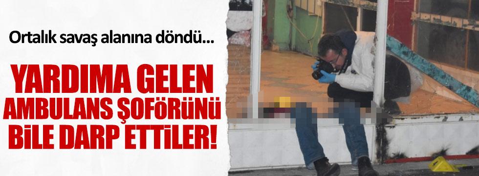 Konya'da mahalle kavgası ölümle bitti