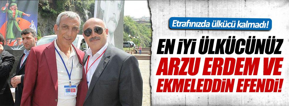 Temel Kahveci'den Bahçeli'ye çok sert eleştiri