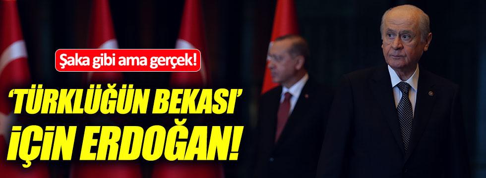 Can Ataklı: Türklük bekasını Erdoğan mı kurtaracak ey Bahçeli?