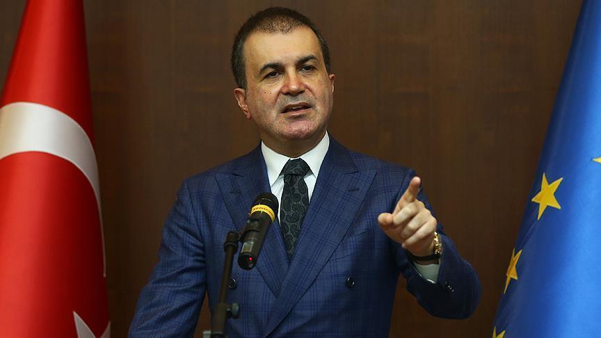 AB Bakanı'ndan askeri müdahale açıklaması