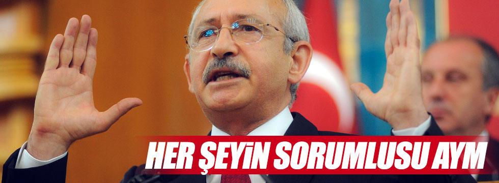 """Kılıçdaroğlu, """"Bu tabloyu Anayasa Mahkemesi yarattı"""""""