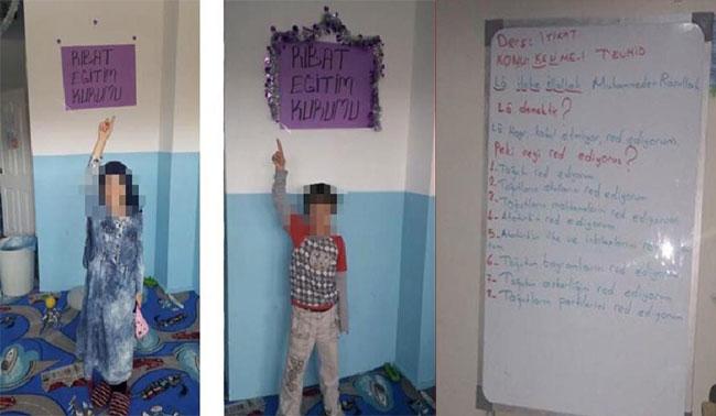 IŞİD, İstanbul'da çocuk militan yetiştirmek için okul açmış