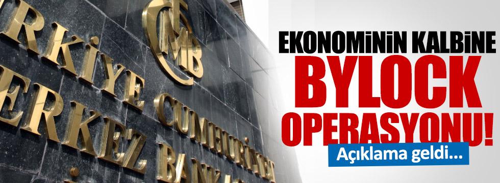 Merkez Bankası'nda ByLock depremi