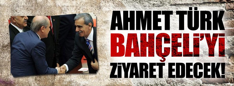 Ahmet Türk, Bahçeli'yi ziyaret edecek